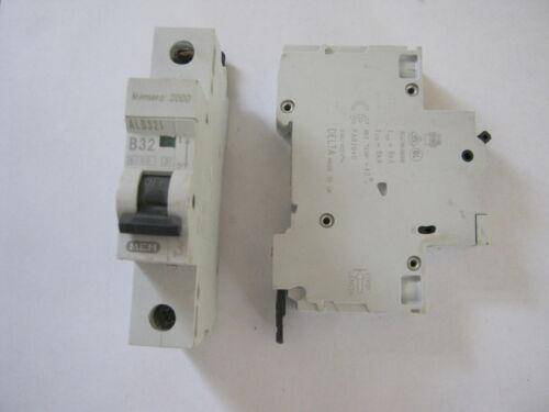 MEM MEMERA 2000 EATON ALB321 B32 32 AMP MCB CIRCUIT BREAKER.