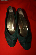70er Jahre Peter Kaiser High Heel Pumps 5,5 echt Leder Wild-Lederpumps Retro TV