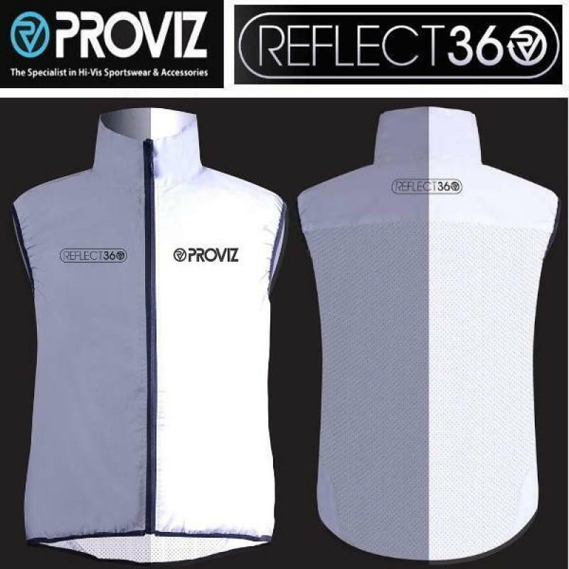 Proviz REFLECT360 Vest Gilet SUPER HIVIZ ciclismo Safety donna PV681 Diuominiione 8 SM