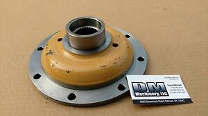 Details about Komatsu D20 D21 final drive steering clutch outer flange  -6,7,or8 103-27-31233