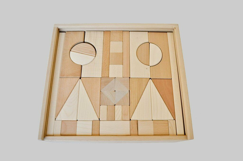 ALBISBRUNN - Kit costruzioni 89 pezzi