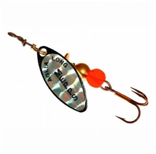 Details about  /Mepps Aglia Long Rainbow Spinner Fishing Lure 2.5-4.5g Various Colours