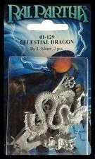 RAL PARTHA 01-129 CELESTIAL DRAGON NISB ( d & d, reaper, dungeons & dragons )