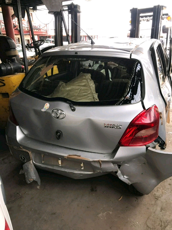 Toyota yaris stripping for spare parts