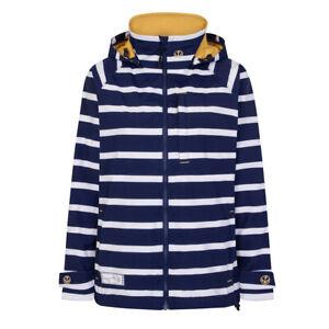 Lazy-Jacks-Ladies-Womens-Stripped-Waterproof-Raincoat-Jacket-Harbour-Blue