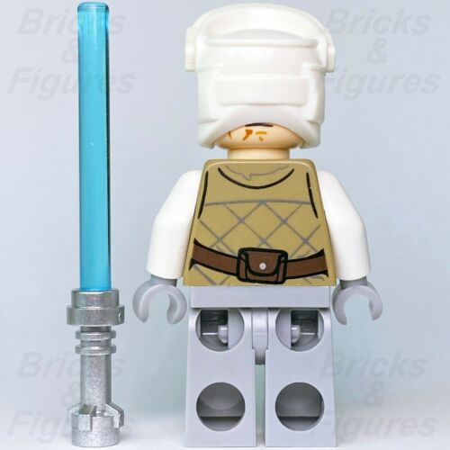 Star Wars LEGO® Luke Skywalker with Scars /& Hoth Outfit Jedi Minifigure 75098