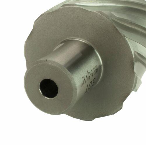"Steel Dragon Tools® 1-3//4/"" x 1/"" HSS Annular Cutter with 3//4/"" Weldon Shank"
