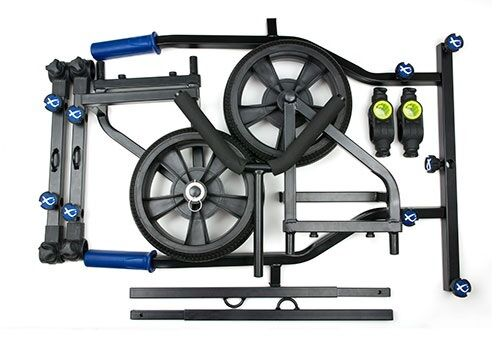 Fox Matrix 2 Wheel Superbox Transporter GTR003 Transportsystem für Sitzkiepe