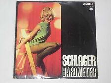 SCHLAGER BAROMETER - Britt Kersten, Helga Brauer, Gabriele Kluge LP auf Amiga