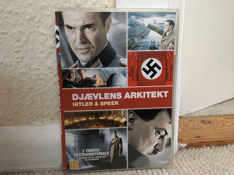 DJÆVELS ARKITEKT - HITLER OG SPEER, instruktør HEINRICH