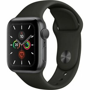 Apple-watch-series-5-40mm-Alu-32gb-mwv82ll-a-Sport-pulsera-spacegrey-dorado
