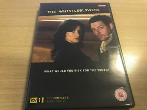 BOXED-The-Whistleblowers-Series-1-Complete-DVD-2008-2-Disc-Set
