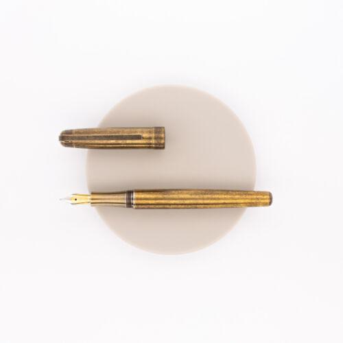 Laban Antique Stift Füllfederhalter Gold