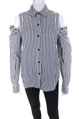 Current/Elliott Womens The Loretta Button Up Shirt