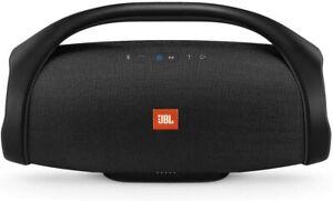 JBL Boombox Portable Bluetooth Speaker - Black - JBLBOOMBOXBLKAM - Used!