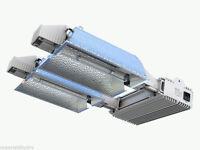 Nanolux De Dual Fixture (600wx2) Nccs Ready, A Pack Of 2. Free Shipping