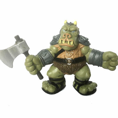 Rare STAR WARS GALACTIC HEROES Jabba Palace Gamorrean Figure Collective Toy Gift