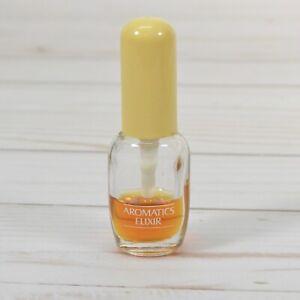 Vintage-Aromatics-Elixir-Perfume-Clinique-Mini-Travel-Purse-Size-Bottle-10-oz