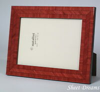 Natalini Togo Amaranto Hand Made In Italy Wood Marquetry Photo Picture Frame 5x7
