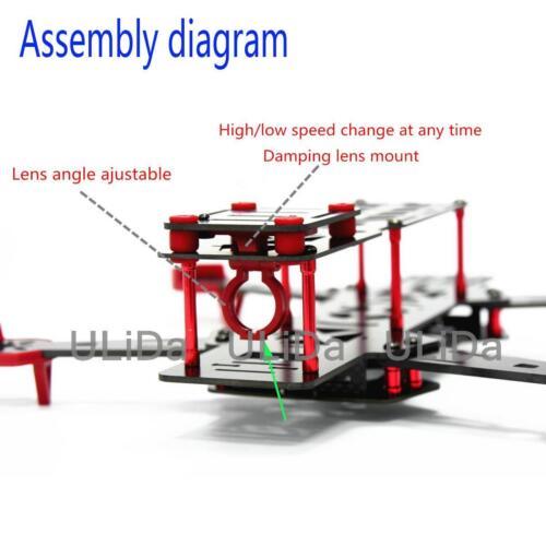 CCD//CMOS Camera Lens Adjust Mount Holder for FPV Multicopter Quadcopter