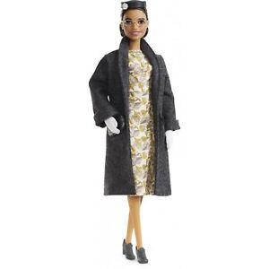 Rosa-Parks-Mattel-Barbie-Doll-Inspiring-Women-Series