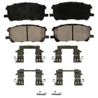Disc Brake Pad Set-QuickStop Disc Brake Pad Front Wagner ZD1005