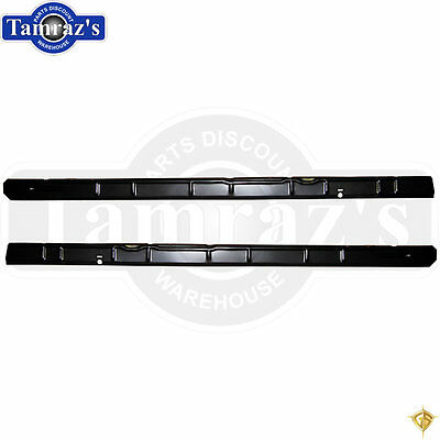 Slip-on rocker panel 4 Door for 56-57 Chevy Bel Air PAIR