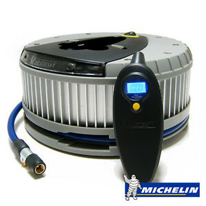 Image Is Loading DHL Ship New Michelin 12260 Micro Tyre Inflator