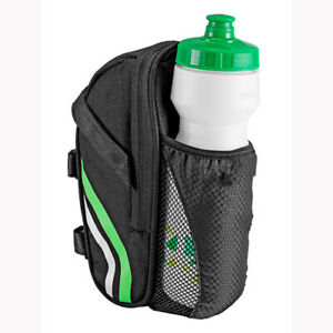 Cycling Pouch Bicycle Front Handlebar Hanging Insulation Water Bottle Bag