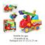 Kids-Construction-Toy-Excavator-Digger-Truck-Mixer-Baby-Toddler-Xmas-Gift-18-m thumbnail 2
