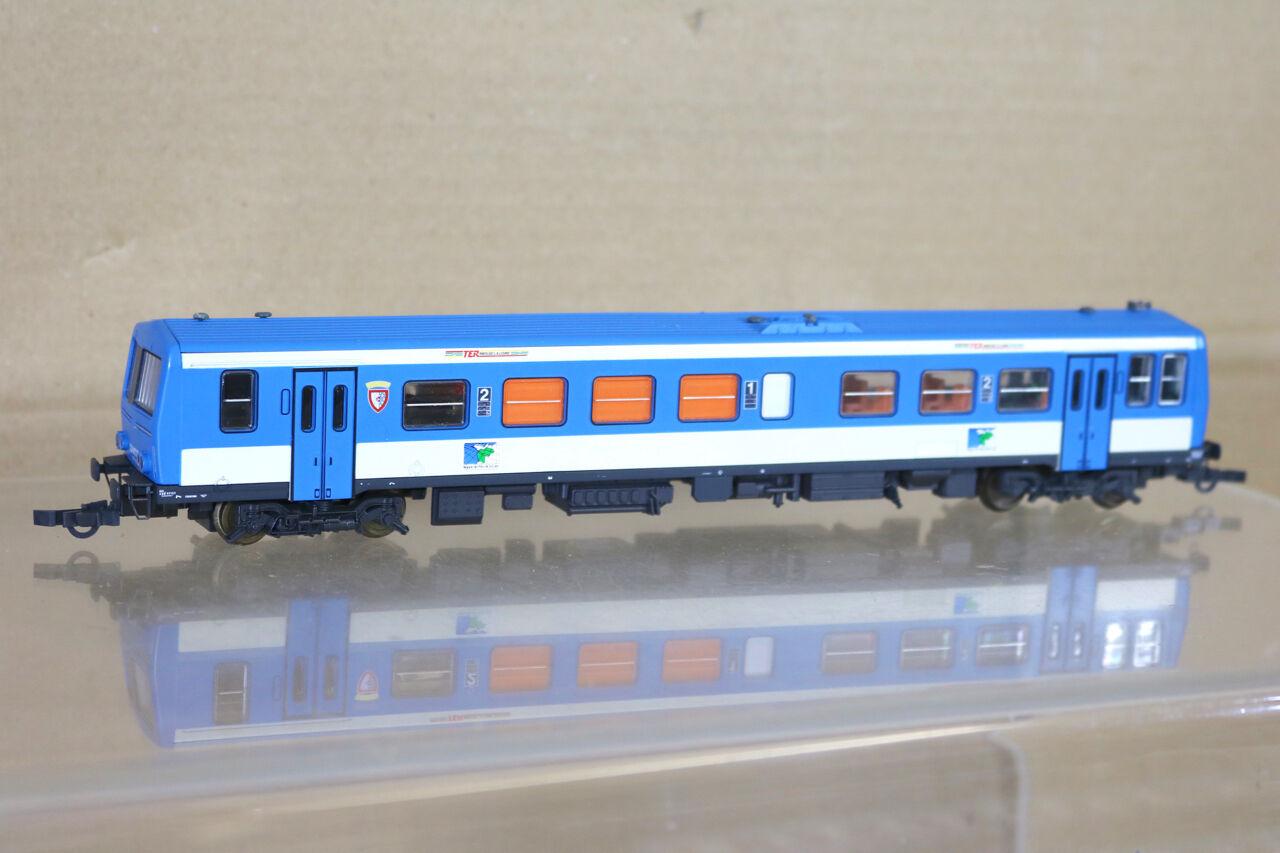 LIMA SNCF TER PAYS de la LOIRE DIESEL TRIEBWAGEN RAIL auto 92103