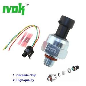 Details about Injection Control Pressure ICP Sensor DT466E I530E HT530  DT466 With Pigtail Kit