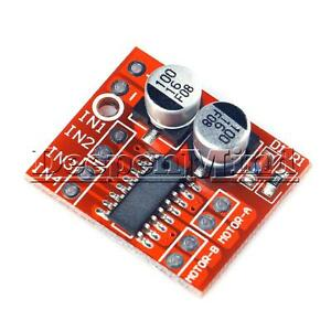 1.5a Mini Dual Channel DC Motor Driver Beyond L298n PWM Speed Control Mx1508