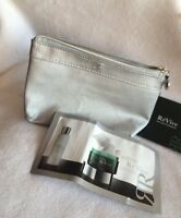 Revive Glycolic Renewal Peel 2 Step (cleansing Pad & Gel) + Silver Cosmetic Case
