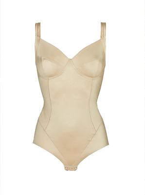 Body Lovable Shaping Art 13020 Lisico Contenitivo Senza Ferretto Nudo Skin Pelle
