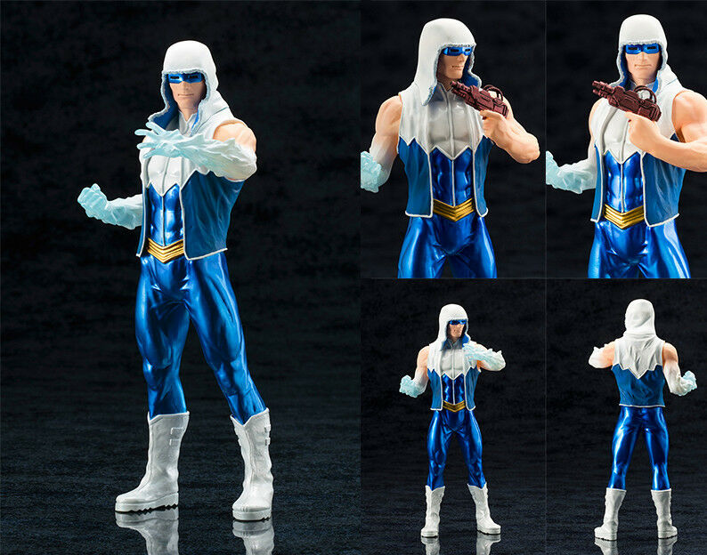 DC UNIVERSE - New 52 Captain Cold ArtFx+ Statue