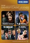 TCM Greatest Classic Legends Film Collection Taylor &amp Burton Regions 1 4