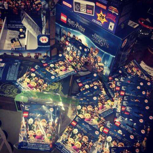 Lego Harry Potter Minifigures Sealed Fantastic Beast