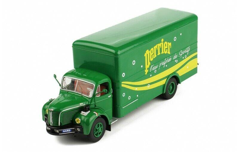 Camion Berliet GLR 8M Perrier 1960 Ixo 1 43