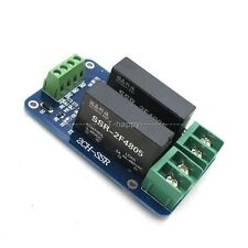2 Channel SSR Solid State Relay 5A For Arduino UNO MEGA 2560 R3  Raspberry PI