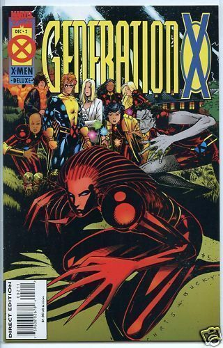 Generation X 1994 series # 2 near mint comic book