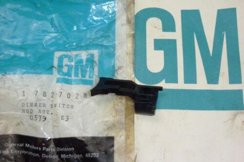 NOS 1984 1995 Corvette Steering Column Dimmer Switch Actuator GM Original Vette