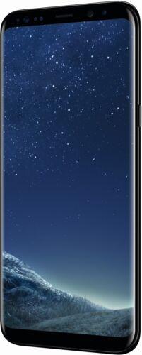 """1 von 1 - Samsung Galaxy S8+ Plus schwarz 64GB LTE Android Smartphone ohne Simlock 6,2"""""""