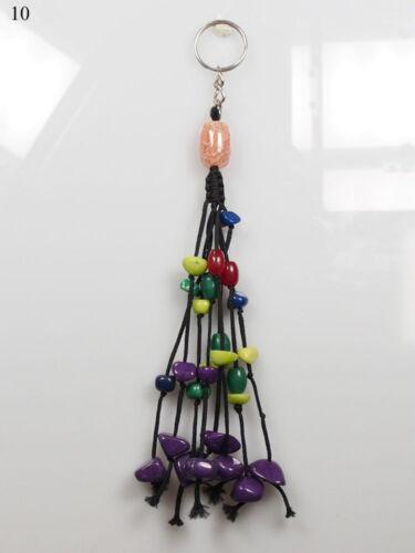 Luxus Edelstein Schlüsselanhänger Taschenanhänger Anhänger pendant Bagpendant