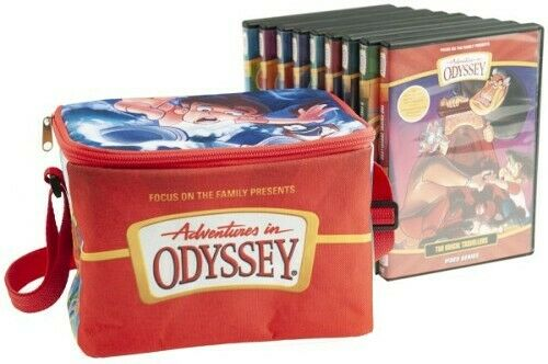 Adventures in Odyssey DVD Library