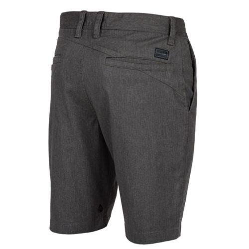 Volcom Frickin Modern Stretch Hommes Shorts Gris