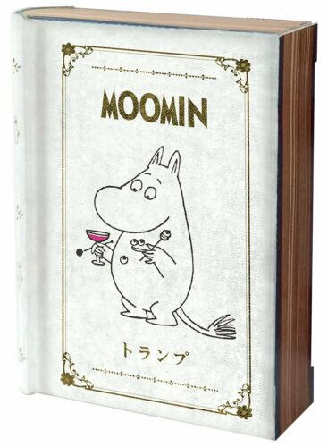 Ensky JAPAN Moomin Valley Official Playing Cards Game Deck Poker Trump