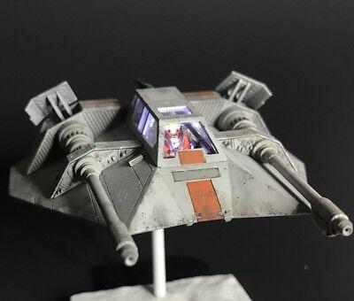 1//48 Snow Speeder Model Kit Bandai STAR WARS