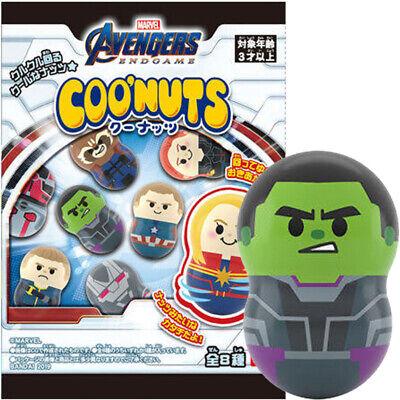 No.5 Hulk BANDAI Coo/'nuts MARVEL 2 Avengers Endgame Bruce Banner