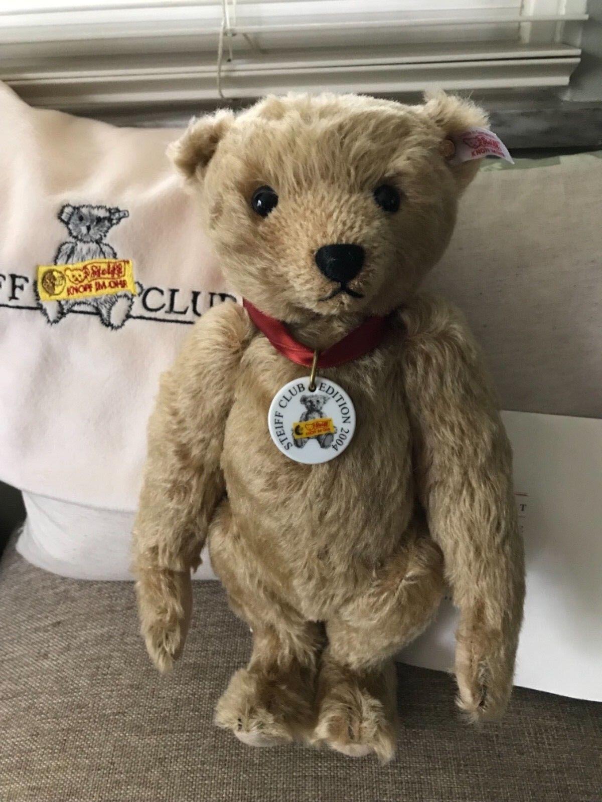 Steiff #420405 Franz Club Edition 2004 Teddy Bear LE NIB
